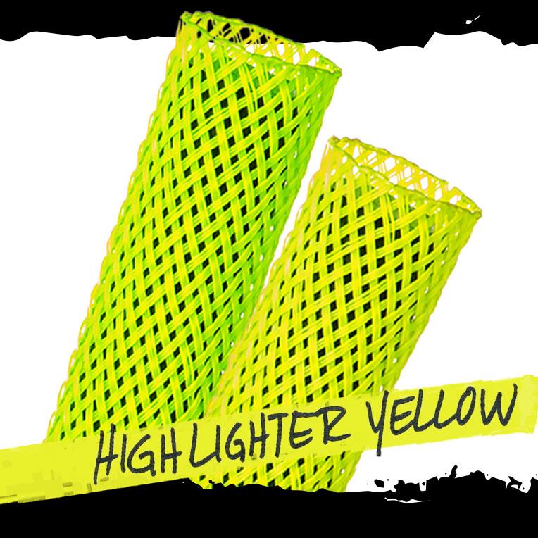 Highlighter Yellow - A New Flexo PET Color