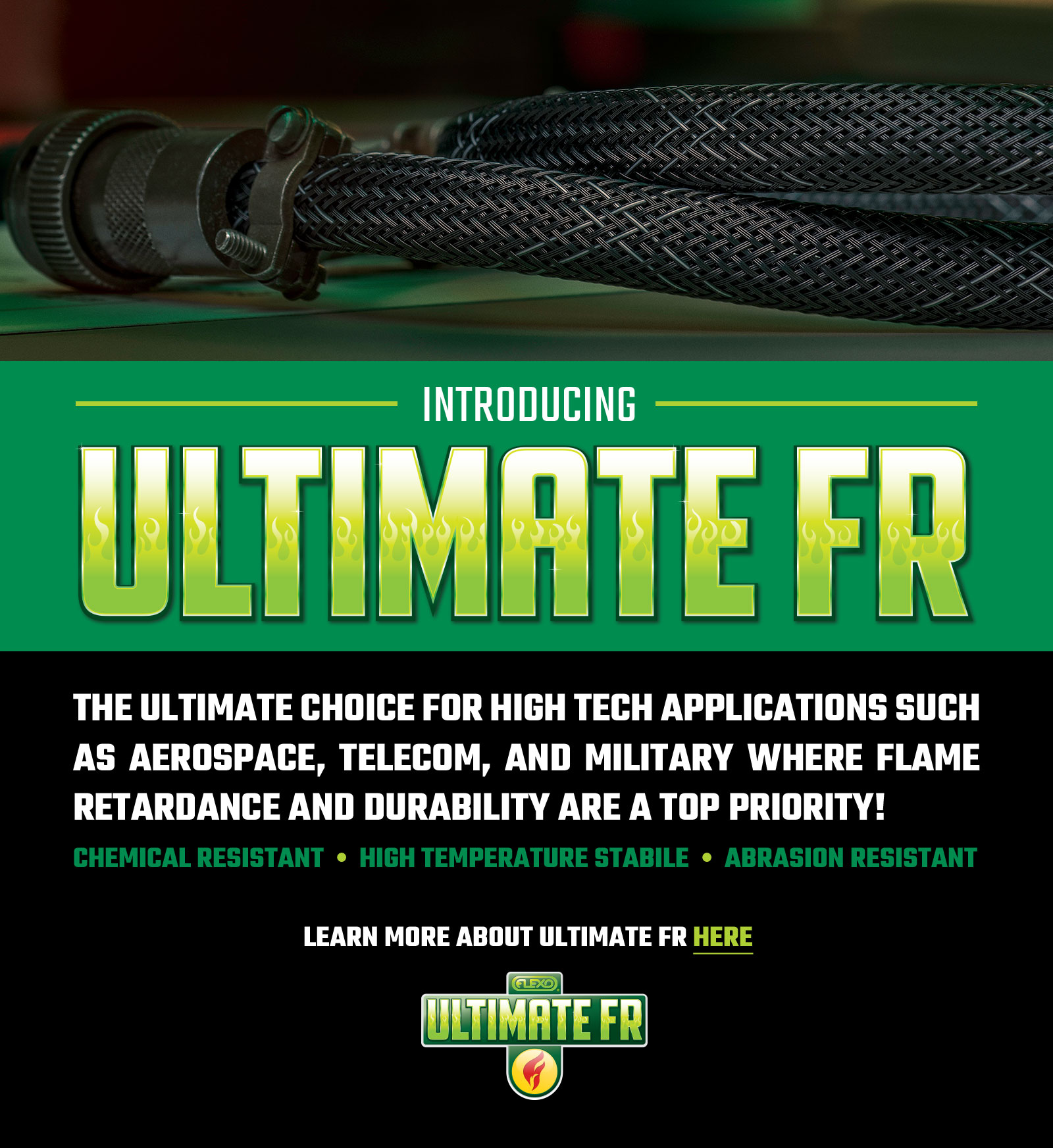 Introducing Ultimate FR
