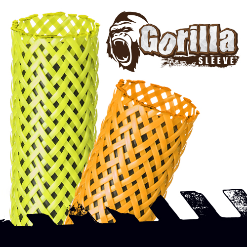 NEW High Visibility Gorilla Colors!